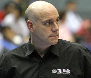 Tab Baldwin ONZM | 2006