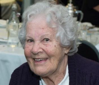 Jessie Cudby (50 Years) | 2009
