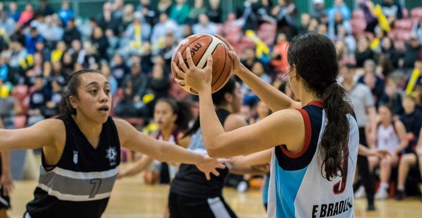 Census Shows Basketball Continues Trend To Become Nz S Most Popular Secondary Schools Sport By 2020 Basketball New Zealand