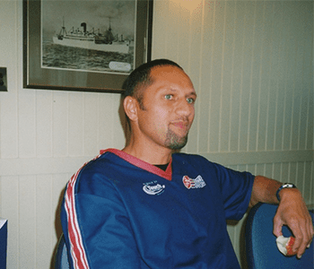 Gavin Whiu | 2008