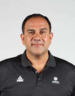 Pero Cameron     Head Coach